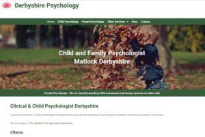 derbyshire Psychology